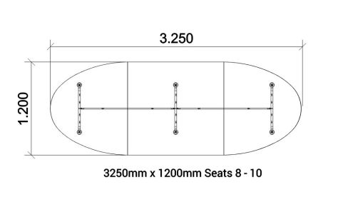 Optimize Boardroom Table Dimensions