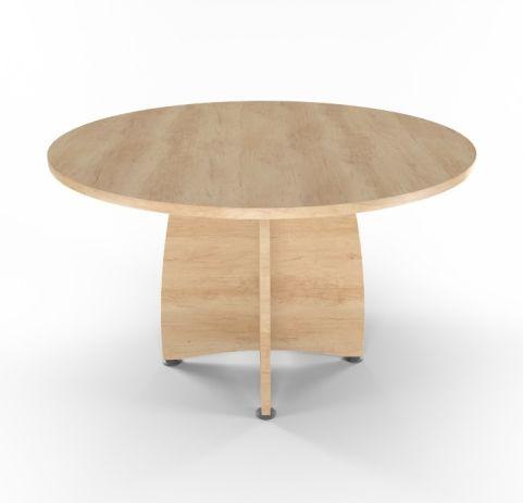 Optimize Table 1200mm Beached Oak