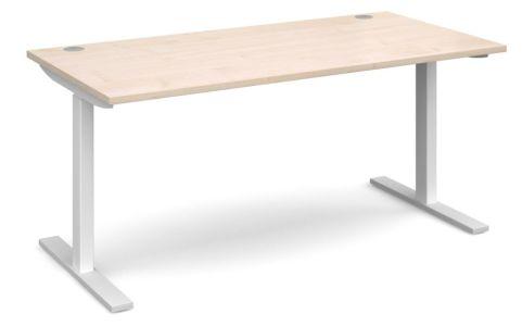 Elev8 Mono Desk Maple