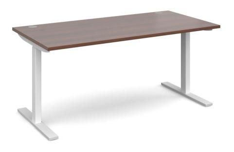 Elev8 Mono Desk Walnut