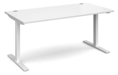 Elev8 Mono Desk White