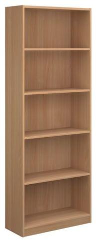 GM Value Bookcase Beech