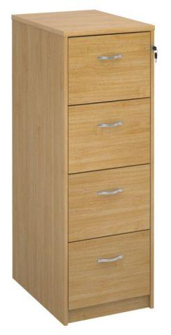 Gm Wooden Filing Cabinet Oak