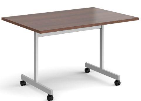 Gm Flip Top Tables Walnut