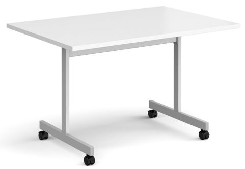 Gm Flip Top Tables White
