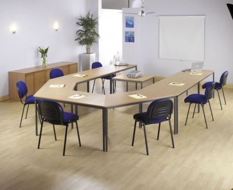 Flexi Rectangular Tables Mood View