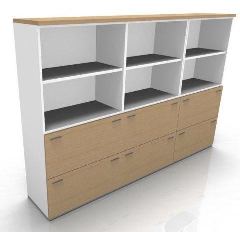 Quad Storage Configuration 1