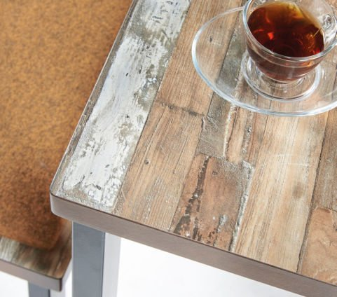 Olopa Dining Set Detail Top
