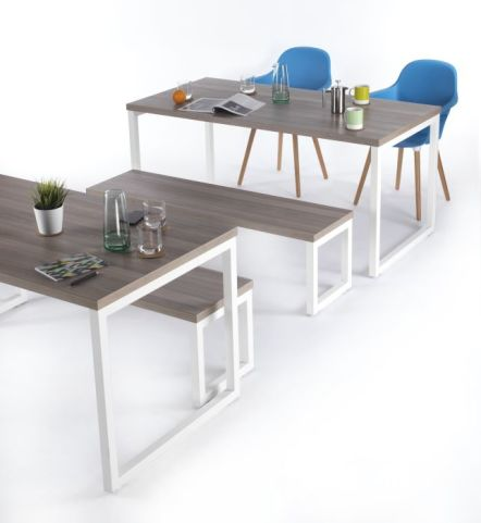 Arture Bench Dining Set Zoomed