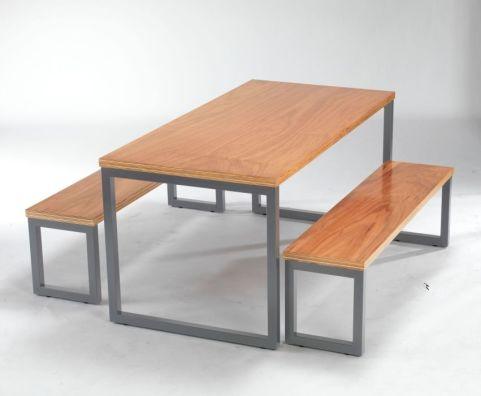 Arture Bench Dining Set