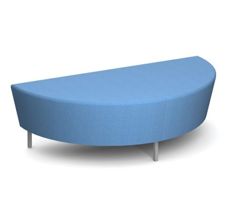 Semi Circle Half Moon Stool