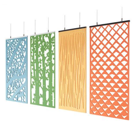Hanging Panels All Patterns