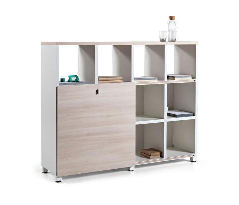 Cubic Storage Design High Shelf