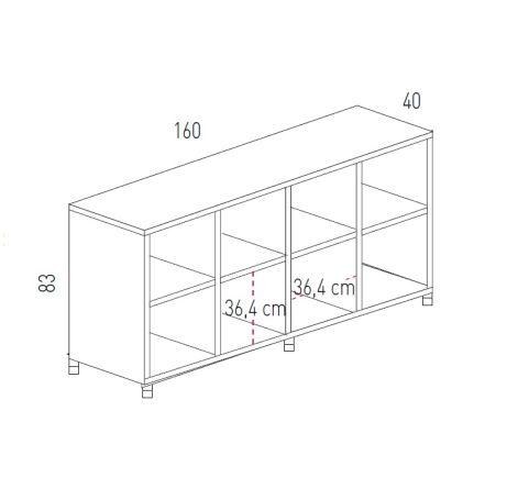 Cubic Dimensions Storage