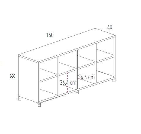 Cubic Dimensions Storage