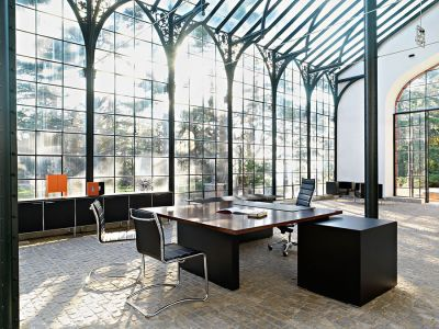 X Tile Chairs