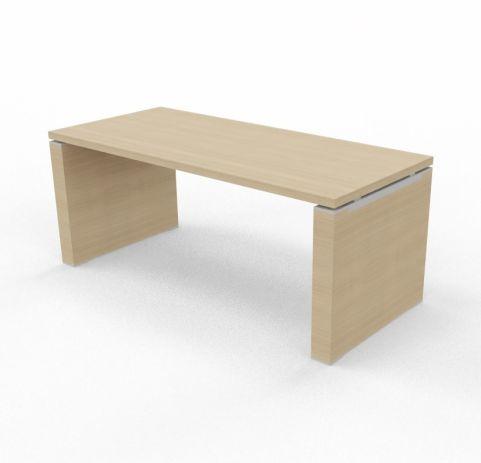 Wooden Sides Evo Desk Unit