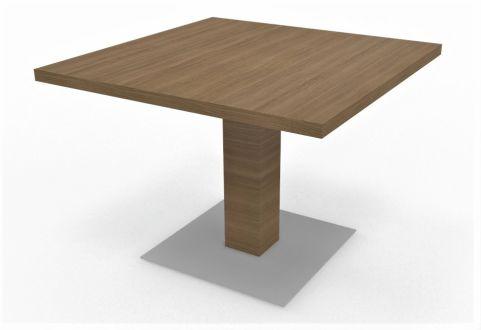 Stream Table 1200mm Caneletto Walnut