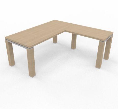 Desk With Return