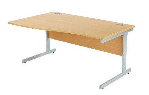 Wave Desk Fraction 1600mm