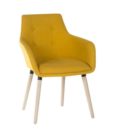 Sark Chair In Yellow