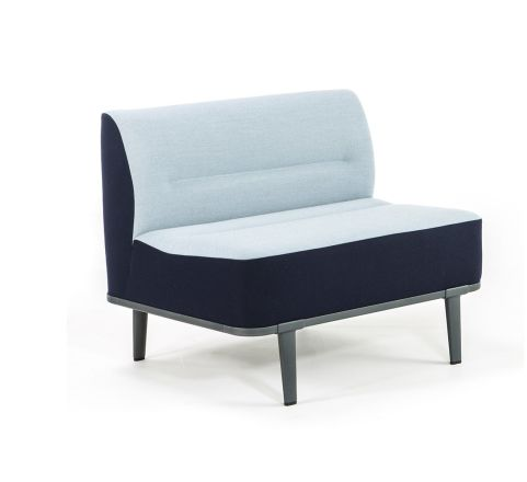 Mote Single Seat Sofa No Arms Side Right