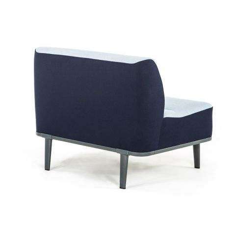 Mote Single Seat Sofa No Arms