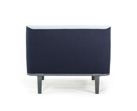 Mote Single Seater Sofa Rear