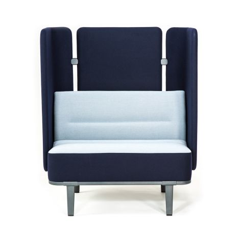 Mote Single Seater WIth Rear Screens And Sides