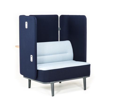 One Seater Rear Screen With Sides