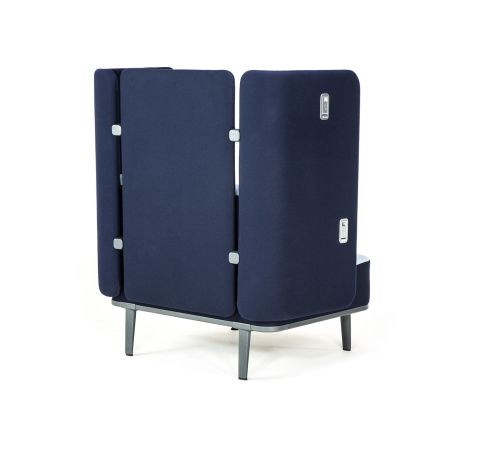 Mote Single Seater Rear With Side Screens