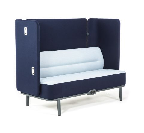 Mote Two Seater With Rear Screen And Sides