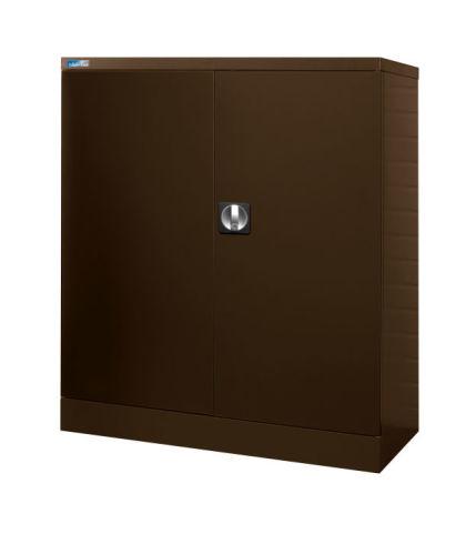 Kontrax Standard Colours Metal Cupboards Brown