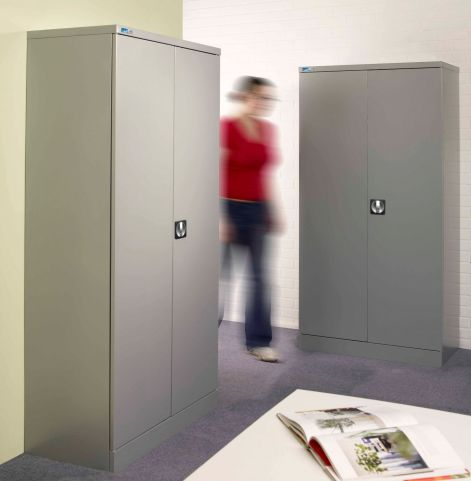 Kontrax Standard Colours Metal Cupboards Mood View