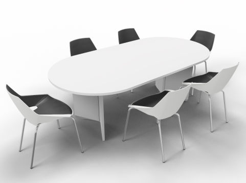 Offimat Oval Tables Chairs