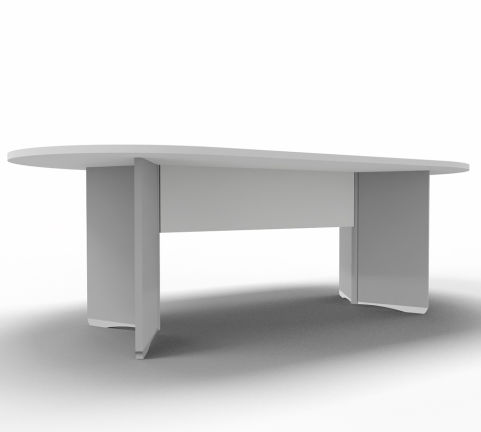 Offimat Oval Tables Side