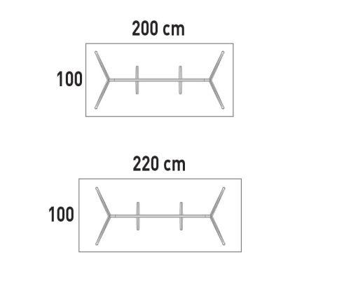 Arkitek Dimensions Desks