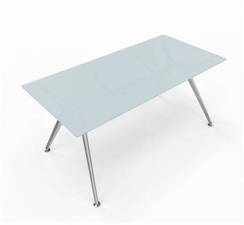 Arkitek Glass Desk 1600mm