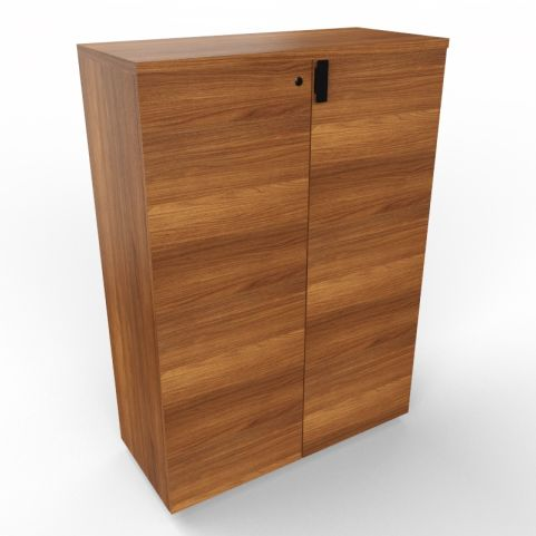 Lithos Executive Cupboard In Walnut