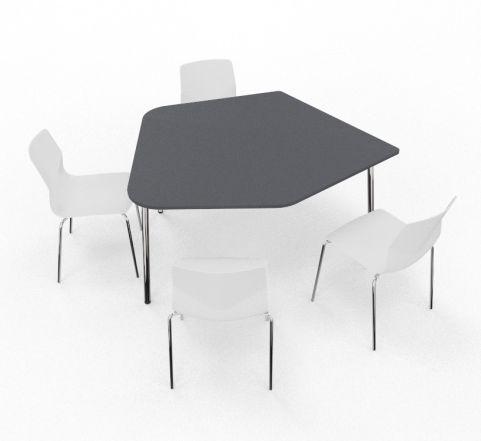 Pcon Four Real Flake Diamond Table
