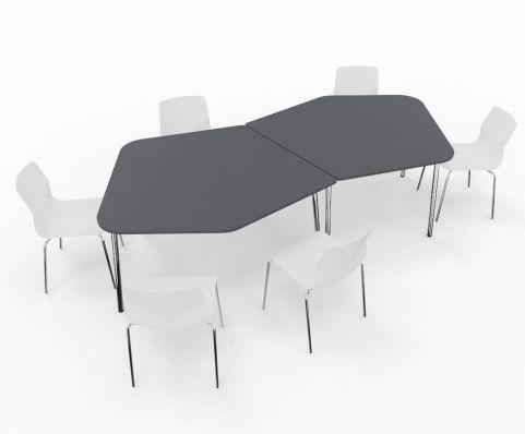 Four Real Flake 2 X Diamond Tables