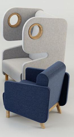 Packman-fotele