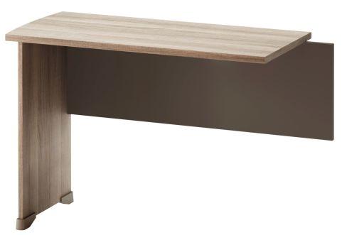 Jazz Direct Desk Return Grey Oak