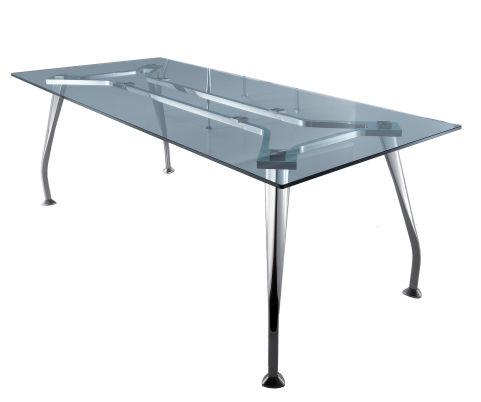 Segno Glass Desks And Table