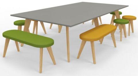 BODO Rectangular Table Mood View 2