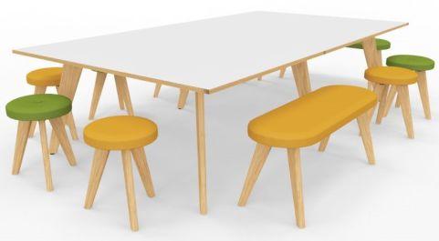 BODO Rectangular Table Mood View