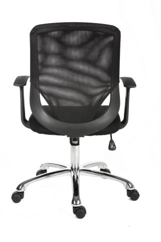 Bisoto Mesh Chair Back View