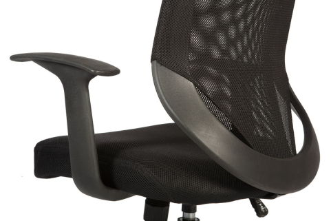 Bisoto Mesh Chair Side View