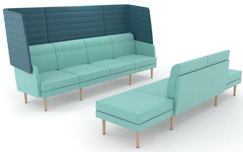 Versayde Lounge Seating Scene