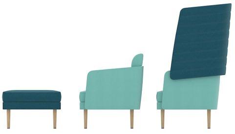 Versayde Lounge Seating Scene 5
